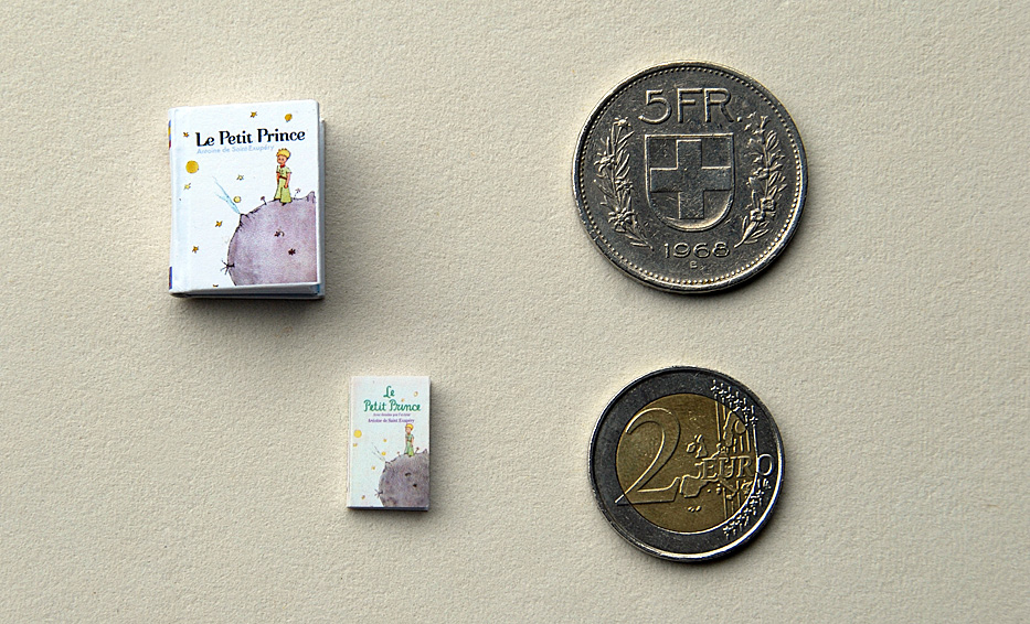 Petit Prince Collection - Miniature books